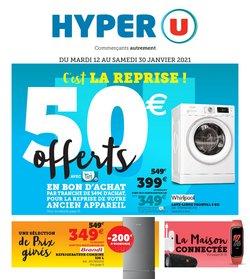Hyper U coupon ( 14 jours de plus )