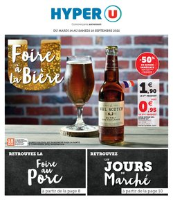 Promos de Hyper U dans le prospectus à Hyper U ( 2 jours de plus)