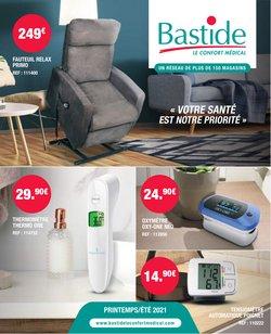Promos de Opticiens et Santé dans le prospectus de Bastide à Toulouse ( Plus d'un mois )
