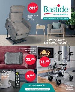 Promos de Santé et Opticiens dans le prospectus à Bastide ( Plus d'un mois)