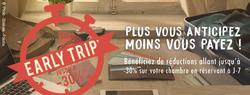Promos de Hotel F1 dans le prospectus à Paris