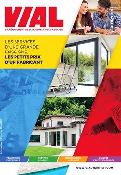 Promos de Vial Menuiseries dans le prospectus à Saint-Étienne