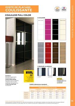 acheter porte coulissante pas cher promos et offres. Black Bedroom Furniture Sets. Home Design Ideas
