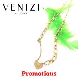 Promos de Bijouteries dans le prospectus à Venizi ( Publié hier)