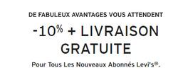Promos de Levi's dans le prospectus à Paris