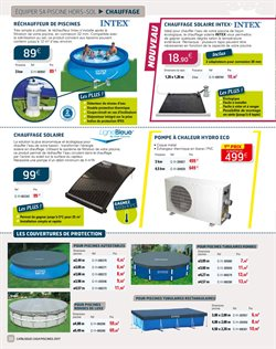 Promos de Air conditionné dans le prospectus de Cash Piscines à Bordeaux