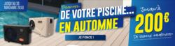 Promos de Cash Piscines dans le prospectus à Toulouse