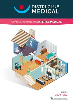 Distri Club Médical coupon ( 15 jours de plus )