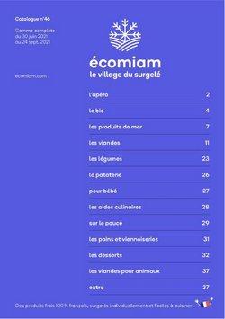 Promos de Ecomiam dans le prospectus à Ecomiam ( Plus d'un mois)