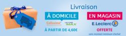 Promos de Opticiens et Soins dans le prospectus de E.Leclerc Optique à Paris