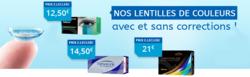 Promos de E.Leclerc Optique dans le prospectus à Paris