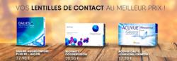 Promos de E.Leclerc Optique dans le prospectus à Rennes