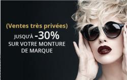 Promos de Les Opticiens Libres dans le prospectus à Paris