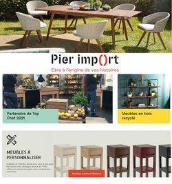 Pier Import coupon ( Expiré )