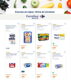 Offres Carrefour Drive