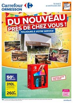 Promos de Carrefour Drive dans le prospectus à Carrefour Drive ( 2 jours de plus)