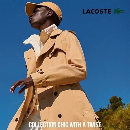 Collection Chic With A Twist