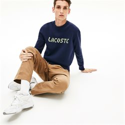 Pull homme à Lacoste
