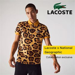 Lacoste coupon ( Expiré )