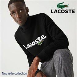 Lacoste coupon à Toulouse ( Il y a 3 jours )