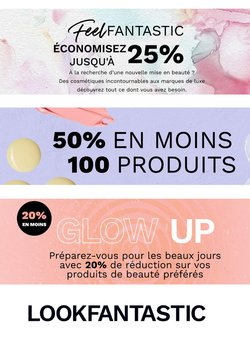 Look Fantastic coupon ( Expire demain )