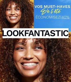 Promos de Parfumeries et Beauté dans le prospectus à Look Fantastic ( Expire ce jour)