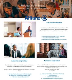 Allianz coupon ( Nouveau )