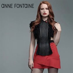 Anne Fontaine coupon ( Expiré )