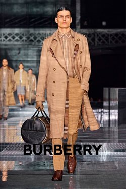 Burberry coupon ( Plus d'un mois )