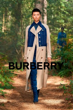 Burberry coupon ( Plus d'un mois )