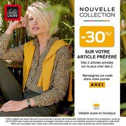 Christine Laure coupon ( Publié hier)