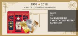 Promos de Comtesse du Barry dans le prospectus à Paris