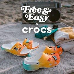 Promos de Crocs dans le prospectus à Crocs ( Plus d'un mois)