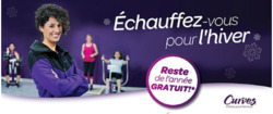 Promos de Curves dans le prospectus à Toulouse
