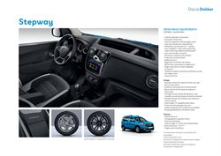 Appareil photo à Dacia