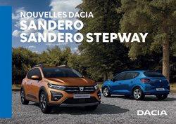 Dacia coupon ( Plus d'un mois )