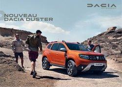 Dacia coupon ( Plus d'un mois)