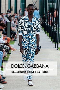Dolce & Gabbana coupon ( Expiré )