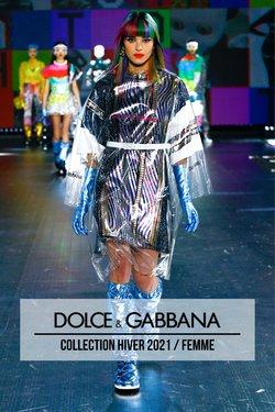 Dolce & Gabbana coupon ( 29 jours de plus )
