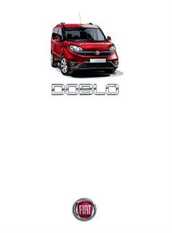 Promos de Fiat dans le prospectus à Landerneau