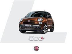 Promos de Fiat dans le prospectus à Paris