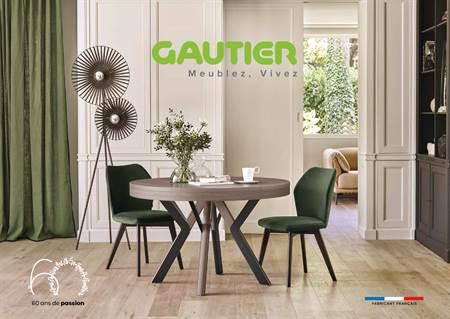 Gautier Promotions Et Catalogues Octobre 2020