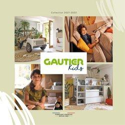 Gautier coupon ( Plus d'un mois)