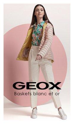 Geox coupon ( Plus d'un mois )