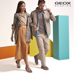 Promos de Geox dans le prospectus à Geox ( 30 jours de plus)