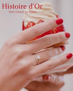 Promos de Bijouteries dans le prospectus à Histoire d'Or ( 19 jours de plus)