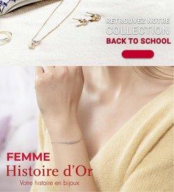 Promos de Bijouteries dans le prospectus à Histoire d'Or ( 5 jours de plus)