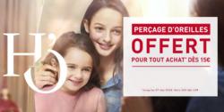 Promos de Histoire d'Or dans le prospectus à Paris