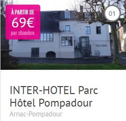 Promos de Inter Hotel dans le prospectus à Paris