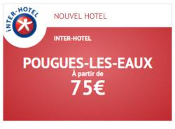 Promos de Voyages dans le prospectus de Inter Hotel à Anglet